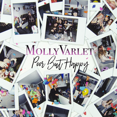 Molly Varlet - Poor but Happy