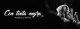 Con tinta negra