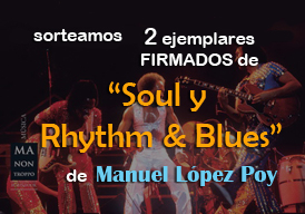 sorteo Soul y Rhythm & Blues