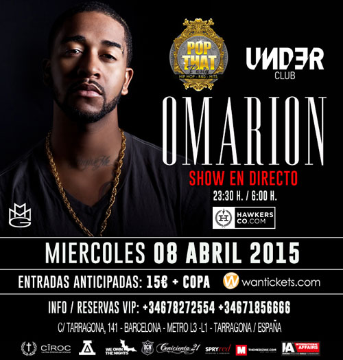 Omarion 8ABR2015