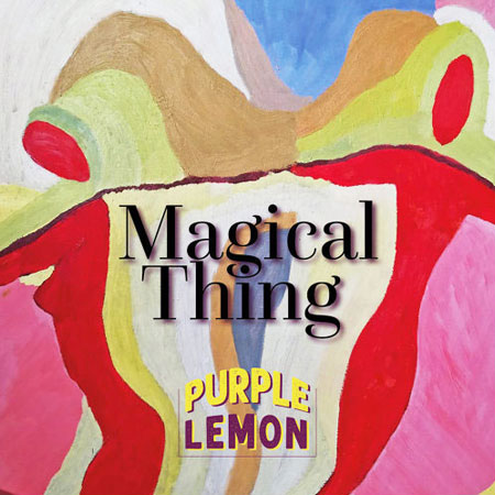 Purple Lemon - Magical Thing