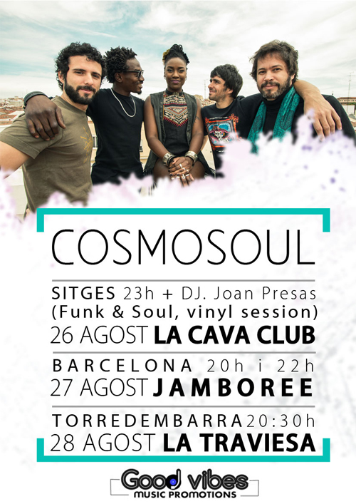 CosmoSoul agost2016