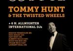 Crónica: Tommy Hunt en Barcelona